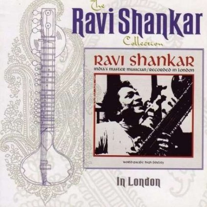VINYLO.SK | SHANKAR RAVI ♫ IN LONDON [CD] 0724356702424
