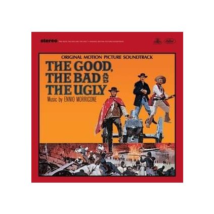 VINYLO.SK | OST ♫ THE GOOD, THE BAD AND THE UGLY [CD] 0724357845328