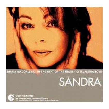 VINYLO.SK | SANDRA ♫ ESSENTIAL / 18 GREATEST HITS [CD] 0724358143324