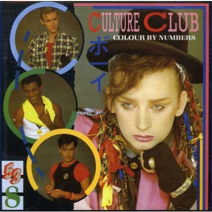 VINYLO.SK | CULTURE CLUB ♫ COLOUR BY NUMBERS [CD] 0724359240824