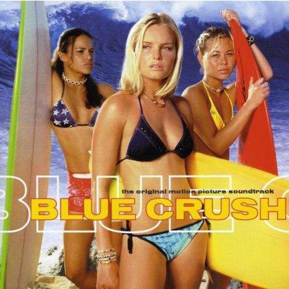 VINYLO.SK   OST ♫ BLUE CRUSH [CD] 0724381317228
