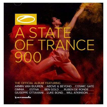 Rôzni interpreti ♫ A STATE OF TRANCE 900 [2CD]