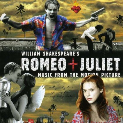 VINYLO.SK | OST ♫ ROMEO & JULIET / SHAKESPEARE [CD] 0724383771509