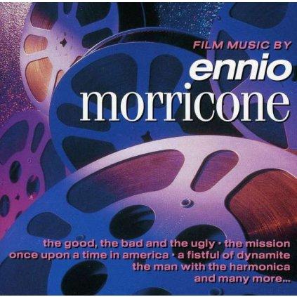 VINYLO.SK | MORRICONE ENNIO ♫ FILM MUSIC BY ENNIO MORRICONE [CD] 0724383901326