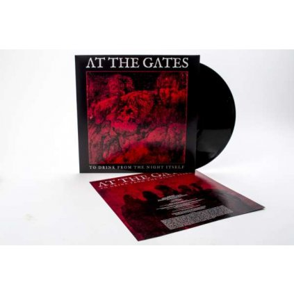 VINYLO.SK | AT THE GATES - TO DRINK FROM THE NIGHT ITSELF [LP]