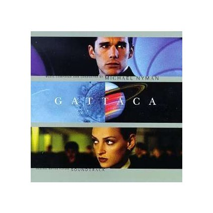 VINYLO.SK | OST ♫ GATTACA / NYMAN MICHAEL [CD] 0724384501822