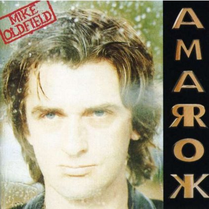 VINYLO.SK | OLDFIELD, MIKE ♫ AMAROK [CD] 0724384938529