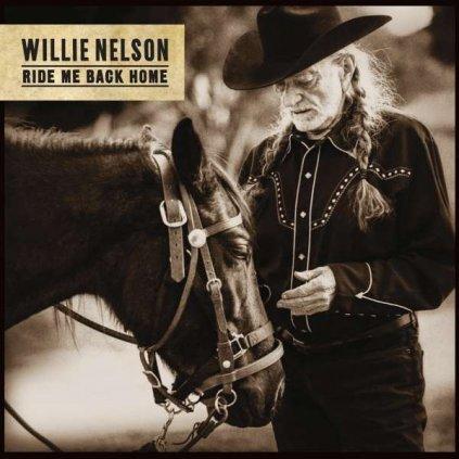 VINYLO.SK | NELSON, WILLIE - RIDE ME BACK HOME [CD]