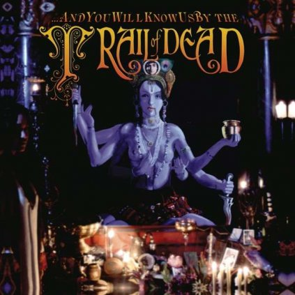 VINYLO.SK | AND YOU WILL KNOW US BY THE TRAIL OF DEAD - MADONNA [CD]