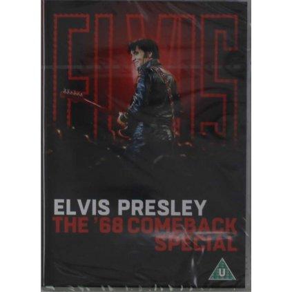 VINYLO.SK   PRESLEY, ELVIS - ELVIS: '68 COMEBACK SPECIAL / Anniversary [DVD]