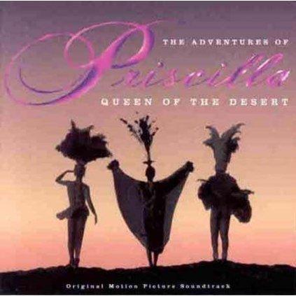 VINYLO.SK   OST ♫ THE ADVENTURES OF PRISCILLA, QUEEN OF THE DESERT, THE (SOUNDTRACK) [CD] 0731451693724