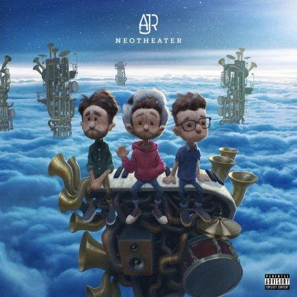 AJR ♫ NEOTHEATER [CD]