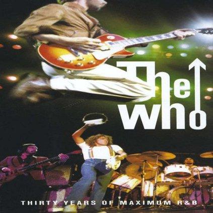 VINYLO.SK | WHO, THE ♫ 30 YEARS MAXIMUM R&B [4CD] 0731452175120