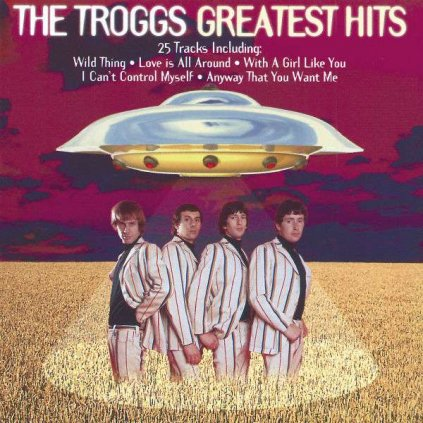 VINYLO.SK | TROGGS, THE ♫ GREATEST HITS [CD] 0731452273925