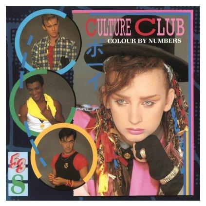 VINYLO.SK   CULTURE CLUB - COLOUR BY NUMBERS (LP)180GR. AUDIOPHILE VINYL / INSERT