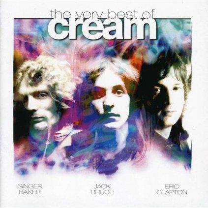 VINYLO.SK | CREAM ♫ THE VERY BEST OF CREAM [CD] 0731452375223