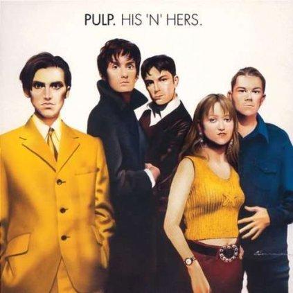VINYLO.SK | PULP ♫ HIS 'N' HERS [CD] 0731452400529