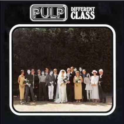 VINYLO.SK | PULP ♫ DIFFERENT CLASS [CD] 0731452416520
