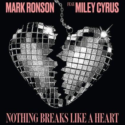 Ronson Mark / Miley Cyrus ♫ Nothing Breaks Like A Heart [EP12inch] vinyl