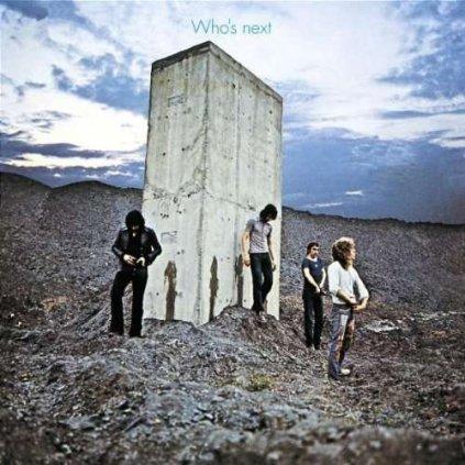 VINYLO.SK | WHO, THE ♫ WHO'S NEXT [CD] 0731452776020