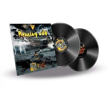 VINYLO.SK | RUNNING WILD - THE RIVALRY / VICTORY [2LP]