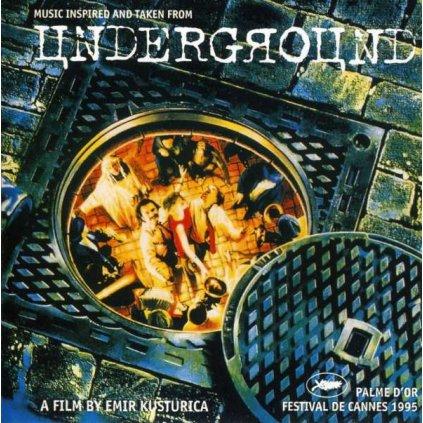 VINYLO.SK | OST ♫ UNDERGROUND [CD] 0731452891020