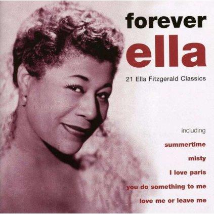 VINYLO.SK | FITZGERALD ELLA ♫ FOREVER ELLA [CD] 0731452938725