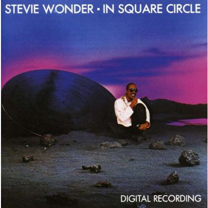 VINYLO.SK | WONDER STEVIE ♫ IN SQUARE CIRCLE (1985) [CD] 0731453004627