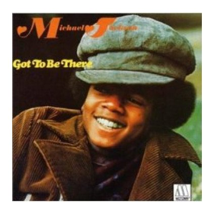VINYLO.SK | JACKSON, MICHAEL ♫ GOT TO BE THERE [CD] 0731453016224