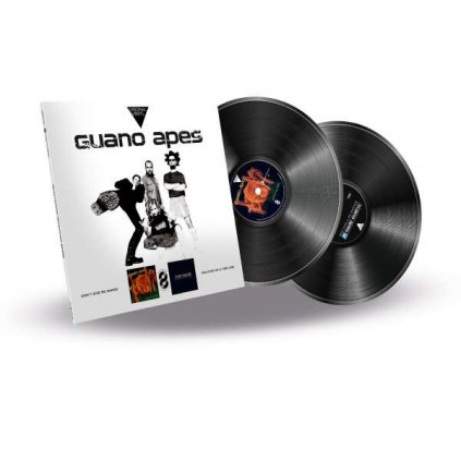 VINYLO.SK | GUANO APES - DON'T GIVE ME NAMES / WALKING ON A THIN LINE [2LP]
