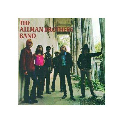 VINYLO.SK | ALLMAN BROTHERS BAND ♫ THE ALLMAN BROTHERS BAND [CD] 0731453125728