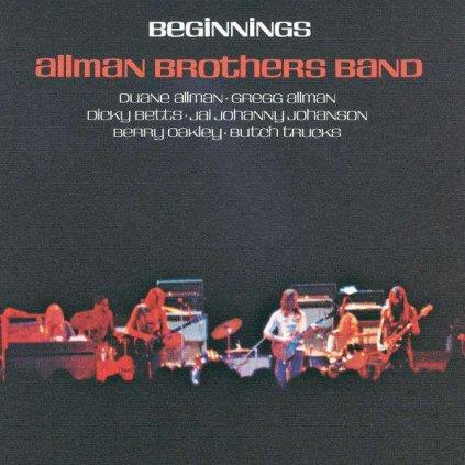VINYLO.SK | ALLMAN BROTHERS BAND ♫ BEGINNINGS [CD] 0731453125926
