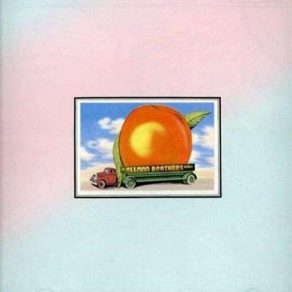 VINYLO.SK | ALLMAN BROTHERS BAND ♫ EAT A PEACH [CD] 0731453126121