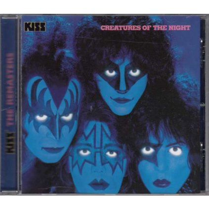 VINYLO.SK | KISS ♫ CREATURES OF THE NIGHT [CD] 0731453239128