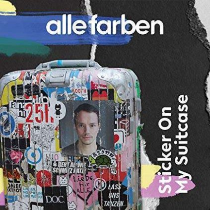 VINYLO.SK | ALLE FARBEN - STICKER ON MY SUITCASE [2LP]