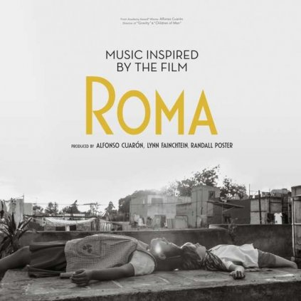 VINYLO.SK | OST - ROMA (MUSIC INSPIRED BY THE FILM) [2LP]