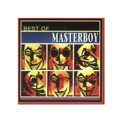 VINYLO.SK | MASTERBOY ♫ BEST OF ALBUM [CD] 0731454354523