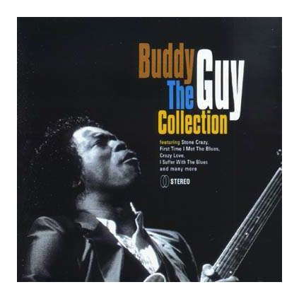 VINYLO.SK | GUY, BUDDY ♫ THE COLLECTION [CD] 0731454435529