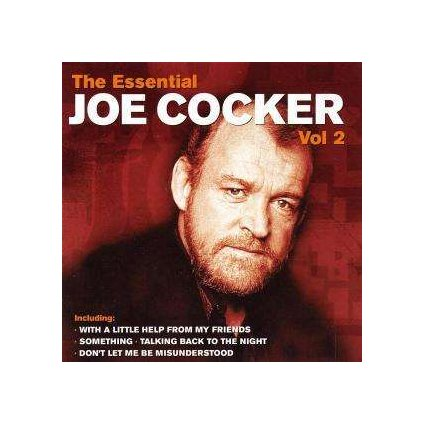 VINYLO.SK | COCKER, JOE ♫ ESSENTIAL COLLECTION VOL. 2 [CD] 0731454456524