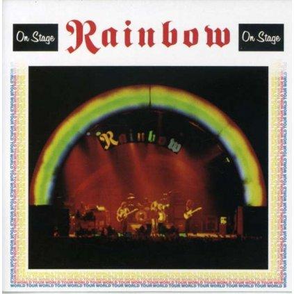VINYLO.SK | RAINBOW ♫ ON STAGE [CD] 0731454736220