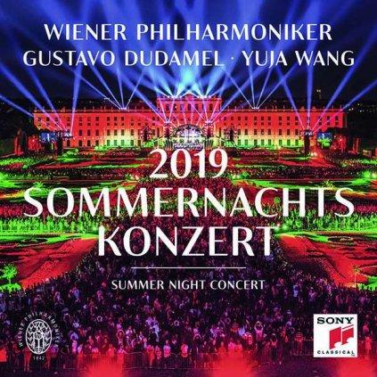 VINYLO.SK | WIENER PHILHARMONIKER - SOMMERNACHTSKONZERT 2019 [CD]