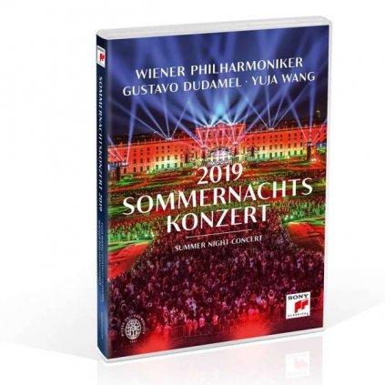 VINYLO.SK | WIENER PHILHARMONIKER - SOMMERNACHTSKONZERT 2019 [DVD]
