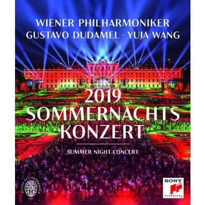 VINYLO.SK | WIENER PHILHARMONIKER - SOMMERNACHTSKONZERT 2019 [Blu-Ray]