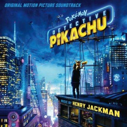 VINYLO.SK | OST - POKEMON DETECTIVE PIKACHU [CD]