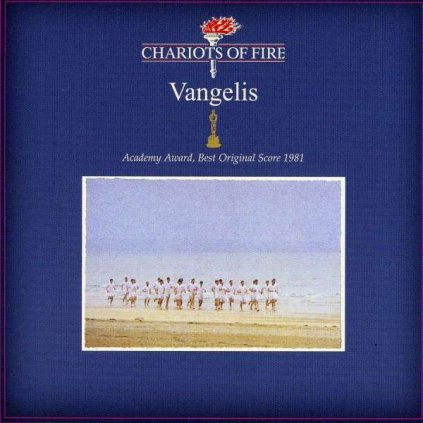 VINYLO.SK | OST ♫ CHARIOTS OF FIRE [CD] 0731454909525