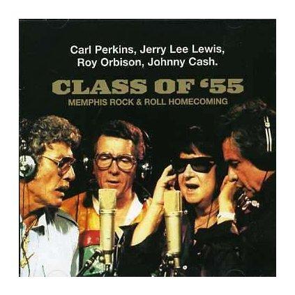 VINYLO.SK | ORBISON / CASH / LEWIS / PERKINS ♫ CLASS OF '55 [CD] 0731455083828