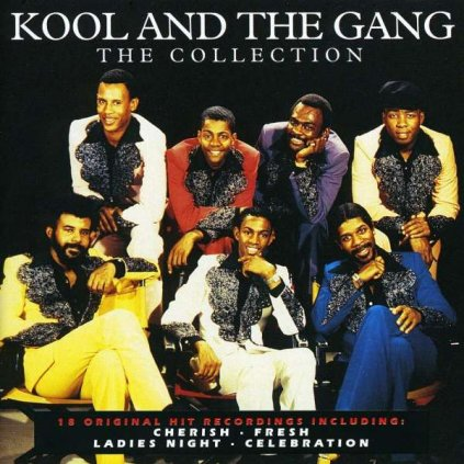 VINYLO.SK | KOOL AND THE GANG ♫ THE COLLECTION [CD] 0731455163520
