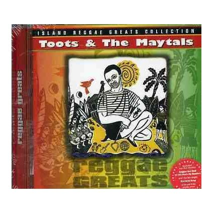 VINYLO.SK | TOOTS AND THE MAYTALS ♫ REGGAE GREATS [CD] 0731455258424