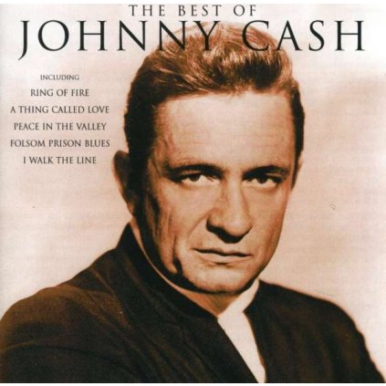 VINYLO.SK | CASH, JOHNNY ♫ THE BEST OF [CD] 0731455438321