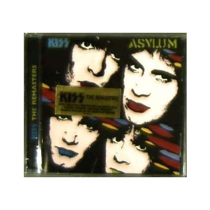 VINYLO.SK | KISS ♫ ASYLUM [CD] 0731455886023